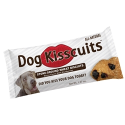 Kisscuits by Larry's Leftovers - 1oz. Grab N' Go Counter Display (48 ct.)