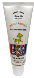 Clear Permanent Pet Hair Dye by Crazy Liberty