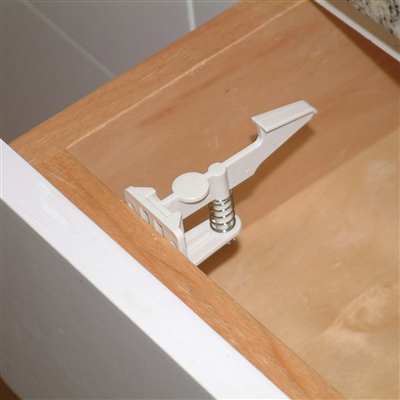 Safety Drawer and Cabinet Latches (8 per pack)