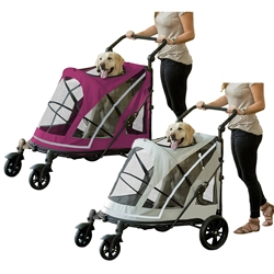 Expedition No-Zip Pet Stroller