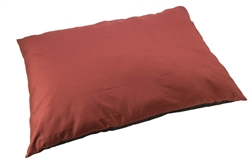 ETHICAL SLEEP ZONE WATER PROOF PILLOW MAROON 27X36IN