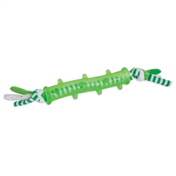 ZOOBILEE TPR AND T-SHIRT STICK DOG TOY