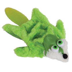 ZOOBILEE PLUSH TPR TAILED FOX DOG TOY