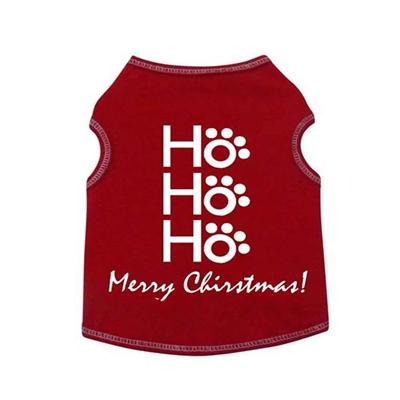 Ho Ho Ho Tank - Red