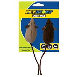 Earth Mice 2 Pack (Assorted)