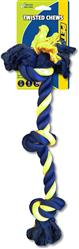 """Twisted Chews Monster Knot 25"""" Rope"""