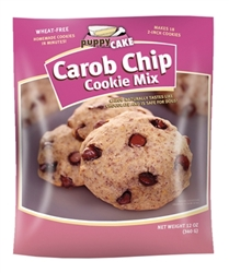 Puppy Cake - Carob Chip Cookie Mix