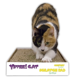 Yippee! Cat Comfort Scratch Pad