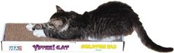 Yippee! Cat Basic Scratch Pad