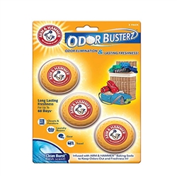 Arm & Hammer Deodorizer Ball - 3 Pack