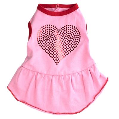 Bling Heart Dress