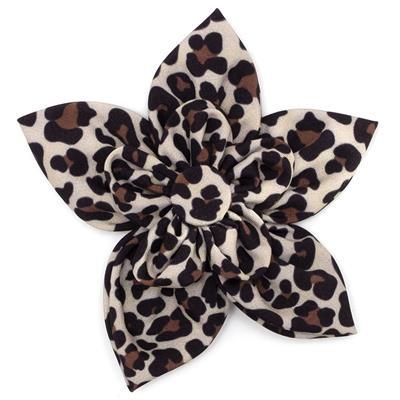 Cheetah Tan Collar & Lead Collection