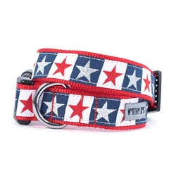 Stars and Stripes Collar & Lead Collection