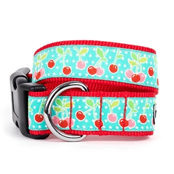 Cherries Dog Collar & Lead Collection