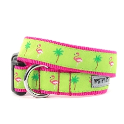 Flamingos Collar & Lead Collection