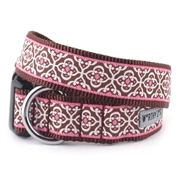 Knightsbridge Pink Collar & Lead Collection
