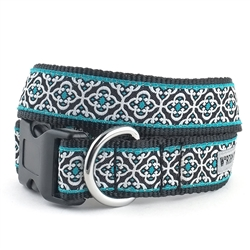 Knightsbridge Teal Collar & Lead Collection