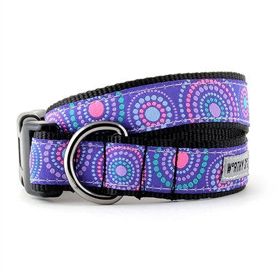 Sunburst Purple Collar & Lead Collection