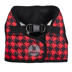 Sidekick Printed Houndstooth Harness