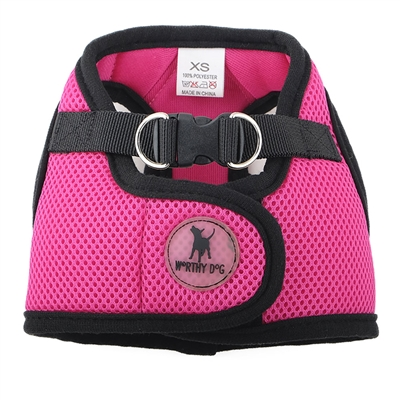 Pink Sidekick Harness