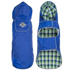 Blue Seattle Slicker Jacket