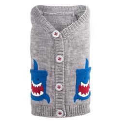 Shark Cardigan