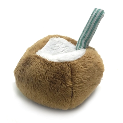 Coco-Nut Pipsqueak Toy by CocoTherapy
