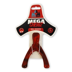 Mega Chewz Small Wishbone - 4 Pack