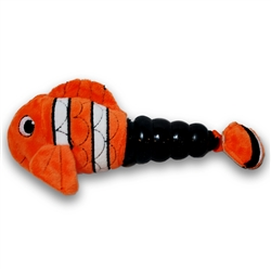 Hush Plush - Clown Fish - Small - 4 Pack