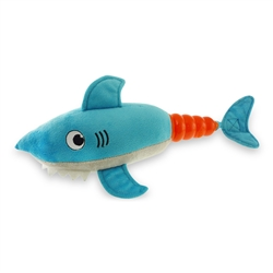 Hush Plush - Shark - Large - 4 Pack