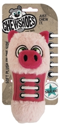 Chew Shoes - Pig - Small - 4 Pack