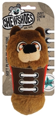 Chew Shoes - Bear - Small - 4 Pack