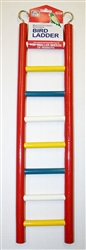 8-COLOR STEPS WOOD LADDER 18""