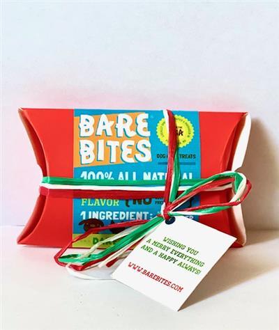 Holiday Bare Bites Present Box