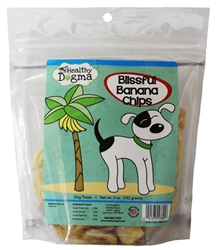 Blissful Banana Crisps by Healthy Dogma