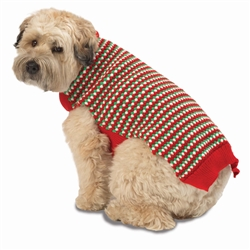 Holiday Red Poppy's Sweater
