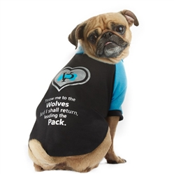 VP Pets Beverly Hills Tee - Blue/Black