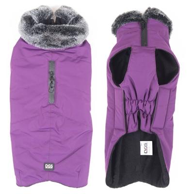 Meteor Tamarack Coat, Royal Purple
