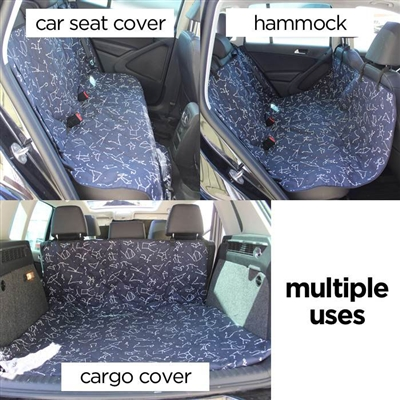 amarillo by morning car seat cover