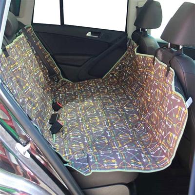 lion's roar car seat cover