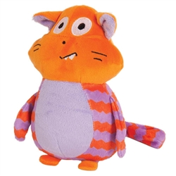 ZOOBILEE PLUSH CAT  DOG TOY SMALL