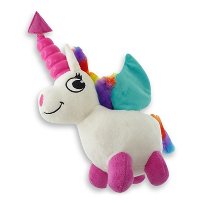 MEGA MUTTS Hush Plush - Unicorn - Large 4 Pack $26.72 ($6.07 EA)