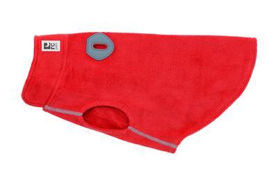 Baseline Fleece Red/Grey