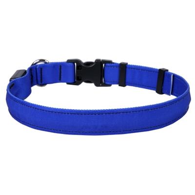 Solid Royal Blue ORION LED Dog Collar