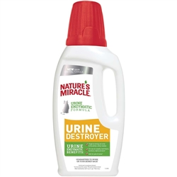 NATURES MIRACLE JUST FOR CATS URINE DESTROYER 32OZ
