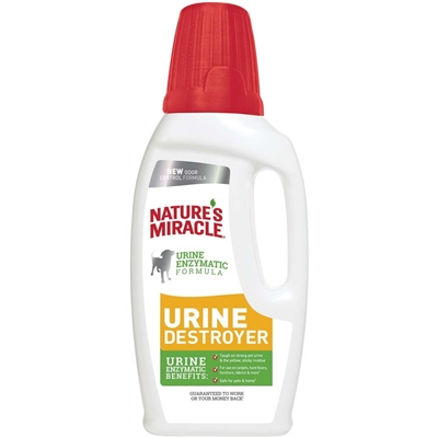 NATURES MIRACLE URINE DESTROYER 32OZ