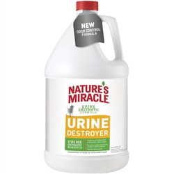 NATURES MIRACLE URINE DESTROYER 128OZ for dogs