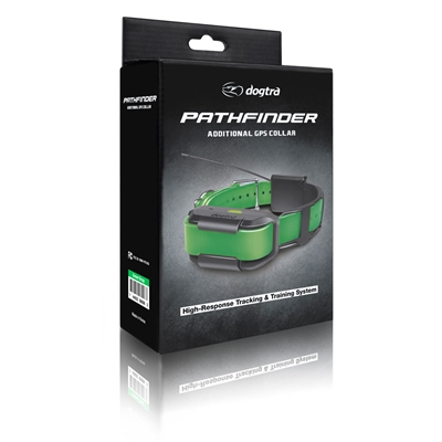 PATHFINDER Additional GPS Collar