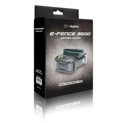 E-FENCE 3500 Additional Receiver