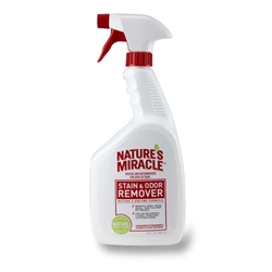 NATURES MIRACLE ORIGINAL STAIN & ODOR REMOVER TRIGGER SPRAY 32OZ